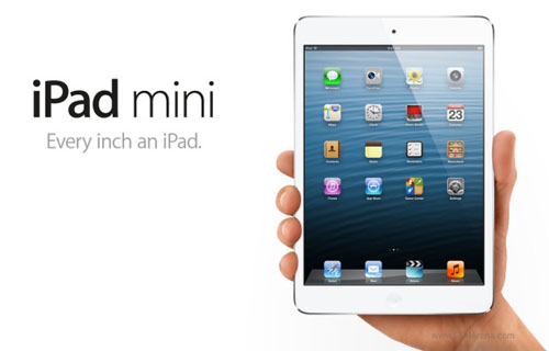 So cấu hình iPad mini, iPad 4 và new iPad